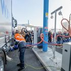 Iveco ed Engie, inaugurata stazione gas naturale per mezzi pesanti a Torino
