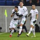 Milan, i bulgari del Ludogorets hanno un'anima brasiliana