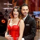 Ballando con le Stelle, Elisa Isoardi e Raimondo Todaro di nuovo insieme. E arriva un bacio
