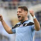 Lazio senza freni: 5-1 alla Samp e undicesima vittoria di fila