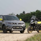 Suzuki, al Motor Show riflettori puntati sulle tre anime del costruttore giapponese: oltre Swift Sport e Suv, anche 2 ruote e fuoribordo