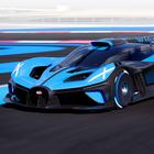 Bugatti Bolide, l'hypercar che può chiedere strada a una F1. Motore 8.0 da 1.850 cv, supera i 500 km/h