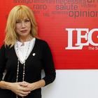 Nancy Brilli risponde su Leggo: «Felice del marito cornafacente? Contenta tu...»