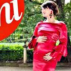 Lorena Bianchetti incinta (Foto: Chi)
