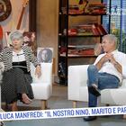 Oggi è un altro giorno, il ricordo di Nino Manfredi con la moglie e il figlio. Sui tradimenti: «Ho accettato tutto di lui»