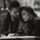 """Luca Onestini, dedica romantica a Ivana Mrazova: """"Il rispetto è la pazienza di conoscersi senza maschere..."""". Boom di like"""