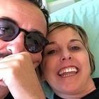 Nadia Toffa, dopo la rottura con il fidanzato, in chemioterapia con il migliore amico: «Lui non mi abbandona mai»
