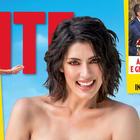 Elisa Isoardi in topless risponde alle critiche sul peso: «Mi guardo allo specchio e mi vedo più donna»