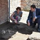 Ritrovato scheletro bimbo a Pompei: «Era in fuga dal Vesuvio»