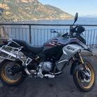 BMW, in sella alla nuova F 850 Gs Adventure sullo spettacolare percorso della Costiera amalfitana