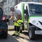 A Milano parte E-Gap ricarica mobile per auto elettriche. Dieci van da chiamare tramite una app