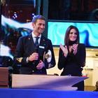 Costa Smeralda, Penelope Cruz star al battesimo a Savona della smart city itinerante