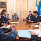 Tap, convocato sindaco di Melendugno a Roma Conte: Impegni presi dal precedente governo