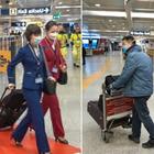 Atterrati a Roma 200 passeggeri da Wuhan:«Tutti sani»