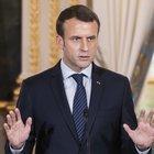 L'omaggio di Macron: «Tutti abbiamo in noi qualcosa di lui»