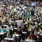 Medicina, boom di bocciati agli esami di ammissione