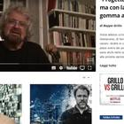 Grillo presenta il nuovo blog: un'avventura di sogni e utopie