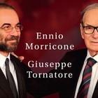 Ennio Morricone e Giuseppe Tornatore, conversazione da Oscar tra maestri