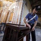 Roma, escalation di furti nelle chiese: dai quadri alle statue fino al tabernacolo