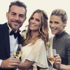 Michelle Hunziker, la commovente dedica agli sposi Daniele Bossari e Filippa Lagerback