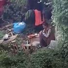 Foglio di via per la nomade che in Abruzzo ha cucinato e mangiato un gatto