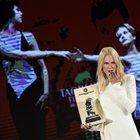 Nicole Kidman a Taormina: le donne devono essere solidali