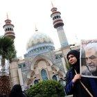Teheran, proteste in piazza contro l'uccisione di Soleimani