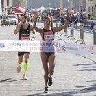 Rome Half Marathon Via Pacis, vincono l'eritreo Freedom e l'ucraina Yaremchuk