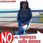 """Sul profilo di Anna """"No alla violenza sulle donne"""""""