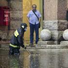 Meteo, pericolo maltempo: allerta in otto regioni. «Piogge e temporali dal pomeriggio»