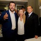 Salvini: «Pronto a patto con Berlusconi e Meloni. No a chi va con Renzi»