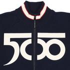"""500 by Hidrogen, anche una felpa in edizione limitata per i 60 anni del mitico """"cinquino"""""""