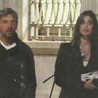 """Belen Rodriguez serata con Gabriele Giuffrida, ex della Buccino. Ma poi spunta il """"cavaliere"""" Mirco Levati - FOTO"""