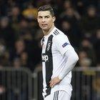 Cristiano Ronaldo, la polizia di Las Vegas chiede l'esame del dna