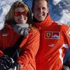 """Corinna si """"allontana"""" da Michael Schumacher: villa di lusso per trascorrere le vacanze coi figli"""