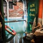 Venezia, allagata anche la libreria Acqua Alta: «Distrutti tutti i libri»