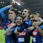 Napoli da sogno a Udine: 3-0 e adesso la Juventus è a - 4