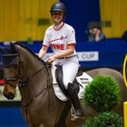 Gina Schumacher, figlia di Michael Schumacher promessa dell'equitazione