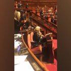 Liliana Segre, ovazione al Senato. Ma il centrodestra resta seduto in silenzio