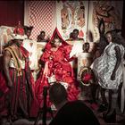 Pirelli nel Paese delle Meraviglie: Naomi Campbell e le altre come i personaggi di Alice