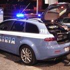 Sicurezza nei rioni collinari task force della polizia