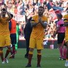 Roma in crisi, da stasera la squadra in ritiro a Trigoria