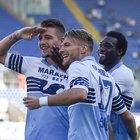 Lazio, Caicedo super. Acerbi distratto