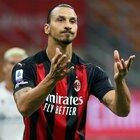 Ibrahimovic positivo al Covid: è in quarantena a casa, salta la sfida di Europa League del Milan: «Il virus mi sfida, una cattiva idea»»