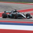 Ad Austin pole a Hamilton, poi Kimi. Vettel 2° tempo, ma partirà 5°