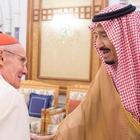 Una messa in Arabia dell'inviato del Papa
