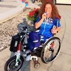 """Anche la campionessa paralimpica """"prigioniera"""" all'estero: «Bloccata a Fuerteventura»"""