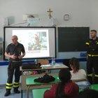 Tito Livio News, gli alunni incontrano i vigili del fuoco