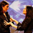 Giulia Salemi furiosa con mamma Fariba, l'sms dopo l'eliminazione: «Esci dalla mia vita»