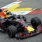 La Red Bull di Ricciardo è stata la più veloce nelle prime prove libere a Montecarlo